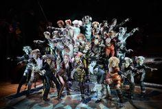 Direkt aus London: CATS erobert den Musical Dome Köln #Freizeit_Kultur #Andrew_Llyod_Webber #Besucher #Broadway #Bühne