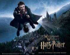 Promo image for our exclusive vacation to the Wizarding World of Harry Potter!