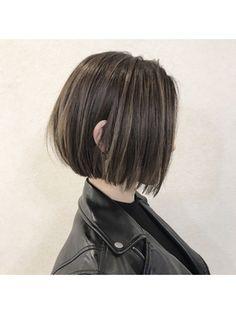 Kpop Short Hair, Asian Short Hair, Short Hair Cuts, Short Hair Girls, Japanese Short Hair, Japanese Haircut, Short Bob Hairstyles, Hairstyles Haircuts, Hairstyle Short