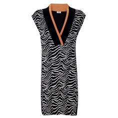 Maxi abito in cotone con - Abiti - Enza Costa - Style.it