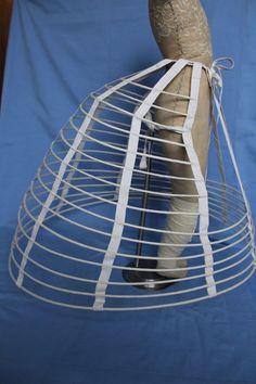 Crinoline Hoop Petticoat for French Fasnion doll 32-34''.   eBay