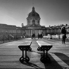 PARIS #Bridge #PontDesArts #France