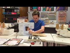 Beading how to from Brad and Nicole! - YouTube