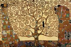 The Tree of Life, Stoclet Frieze, c.1909 Posters by Gustav Klimt at AllPosters.com