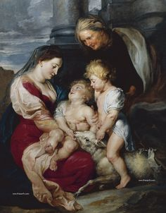 Pedro Pablo Rubens: El barroco de la Escuela Flamenca - Trianarts