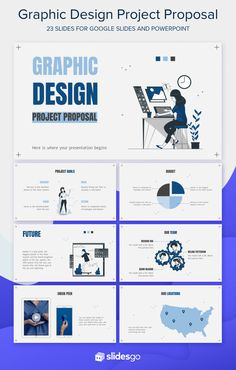 Project Proposal Template, Business Proposal Template, Proposal Templates, Business Flyer, Business Presentation, Presentation Design, Presentation Templates, Powerpoint Free, Powerpoint Presentations