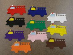 Fun with Friends at Storytime: Calling All Firetrucks!