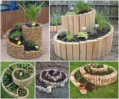 Jardin en espiral