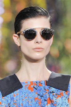 e00713e1d0 Christian Dior at Paris Fashion Week Spring 2014