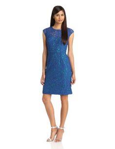 Ivy & Blu Women's Lace Sheath Dress With Keyhole Back, Deep Blue, 12 Ivy & Blu,http://www.amazon.com/dp/B0015UOX5C/ref=cm_sw_r_pi_dp_hX7Ssb1K0NP1QXT0