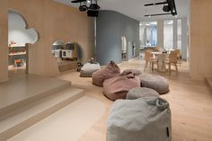 Plazma: Kukumuku restaurant for kids and their families in Vilnius, Lithuania