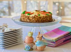 Monika's Prize-Winning Carrot Cake