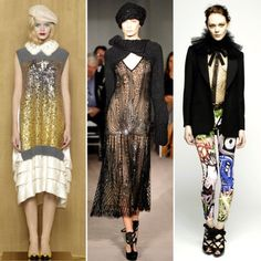 Alexander McQueen collection for fall-3