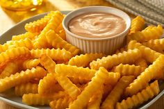 Making your own custom-blended fry sauce is easy! Try this one on hearty steak fries, and have the recipe handy. Folks will ask for it!