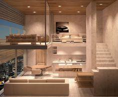 Trendy home interior loft tiny house ideas