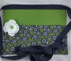 Half Apron with Pockets by RhythmicallyYours on Etsy