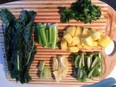 Tropical Kale Juice