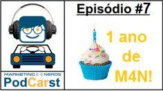 1 Ano de Marketing4Nerds e Quem Ganha Presente é Você!  - http://marketing4nerds.com/1-ano-de-marketing4nerds-e-quem-ganha-presente-e-voce-podcarst-episodio-7/