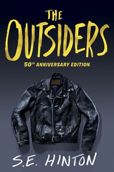 'The Outsiders' Is 50 Years Old, And It Has A New Cover To Celebrate The…