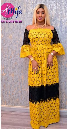 Latest African Fashion Dresses, African Dresses For Women, African Print Dresses, African Print Fashion, Africa Fashion, African Attire, African Lace Styles, Ankara Styles, Lace Dress Styles
