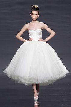© Rosa Clará - Vestido de novia - vestido de novia corto