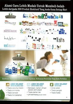 Melaleuca! Want to know how to get these exceptional products in your home? kksmith.advancingwithus.com