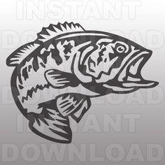 Popular items for fishing clip art on Etsy