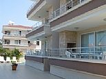 Holiday Apartment for rent in Cesme, Turkey TK1812
