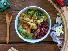 Nincs ötleted, mit főzz, ami egészséges és gyors? Megment a Buddha-tál - Édes pofa Buddha, Cabbage, Vegetables, Food, Essen, Cabbages, Vegetable Recipes, Meals, Yemek
