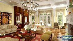 Mary J Blige Living Room