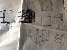 Fra min praktik hos Arkitec i 2010