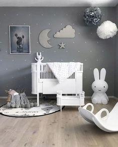 Déco nuage chambre bébé : 12 idées déco