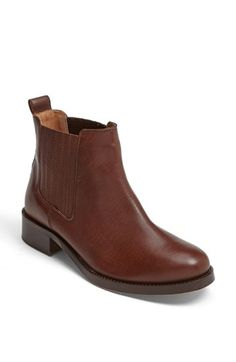 Topshop 'Month' Chelsea Boot - would wear these all the time - wish they were avail in black!