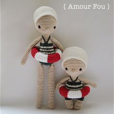 Mini Esther Crochet Pattern by Amour Fou