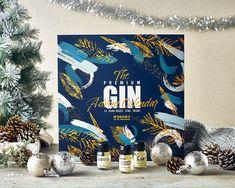 Drinks by the Dram Premium Gin Advent calendar