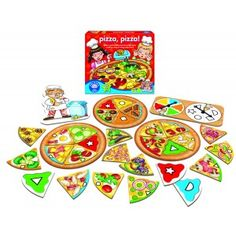Pizza, Pizza! - Orchard Toys Games - Puzzles & Games - Catalogue