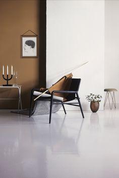 photo Panu Pälviä, Styling Anna-Kaisa Melvas/ Glorian Koti Anna, Interior Design, Chair, Brown, Furniture, Home Decor, Style, Nest Design, Swag