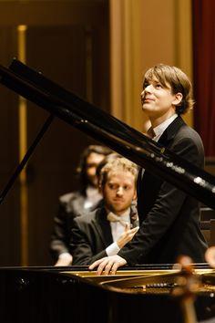 David Fray, piano | Roberto Minczuk, regência | Orquestra Sinfônica Brasileira. Foto: Cicerro Rodrigues