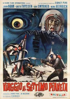 Journey to the Seventh Planet (1962)