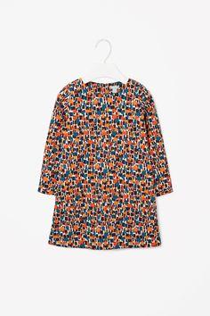 COS | Printed cotton dress