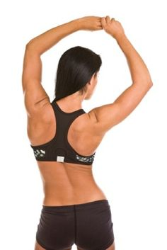 3 formas de perder la grasa de la espalda | Recetas para adelgazar