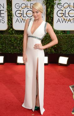 Stunning Red Carpet Style Golden Globes 2014