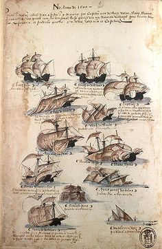 Cabral armada of 1500 (Livro das Armadas)-en.wikipedia.org