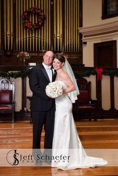 Madison Ave Christian Church KY wedding