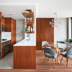awesome 99 Mid-Century Modern Kitchen Design Ideas http://www.99architecture.com/2017/03/04/99-mid-century-modern-kitchen-design-ideas/