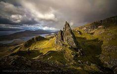 Trotternish Ridge , Isle of Skye