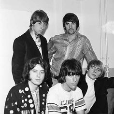 The Yardbirds. Not a long lasting band but highly influential. Three of the top five guitarists in rock history honed their chops in this band. The music was very experimental in the day.