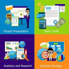 Strategy Analytics and Research. Business Infographic. $7.00