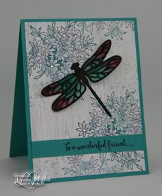 LW Designs: Stained Glass Dragonfly Dreams