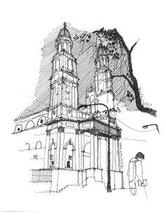 Galería de Croquiseros Urbanos: la ciudad a mano alzada en Argentina - 16